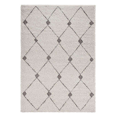 Design Verlours Deep Pile Carpet Create Grey Dark Grey