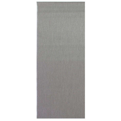 Florence Alfresco Verona Nardella Grey Plain Runner
