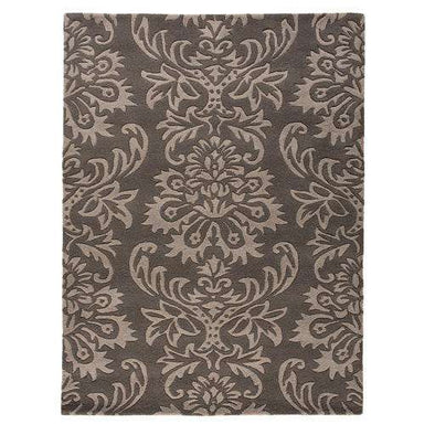 Decotex Ornate Grey Soft Rug
