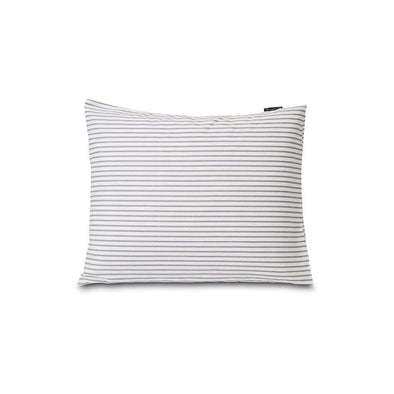 Striped Tencel/Cotton Pillowcase