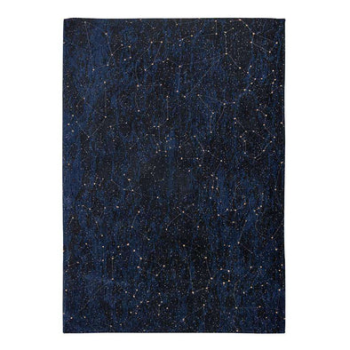 Christian Fischbacher Celestial 9060 Midnight Blue
