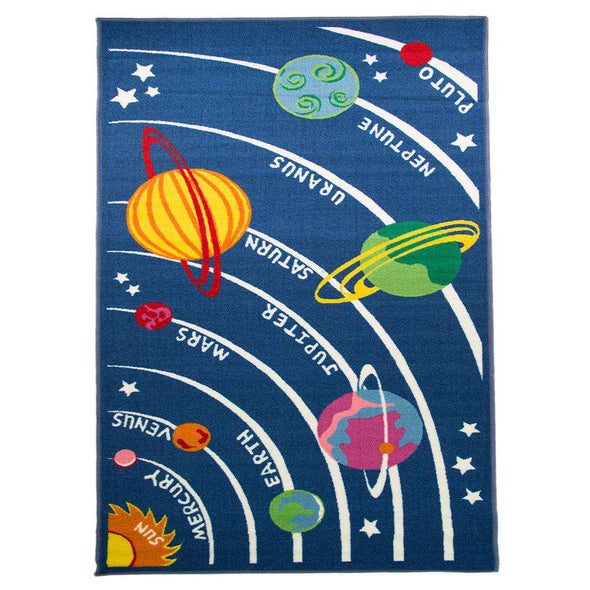 Matrix Kiddy Planets Rug