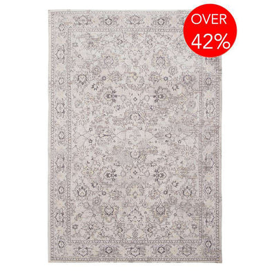 Bobohemian Bobo Flowers 8912 Cream Rugs