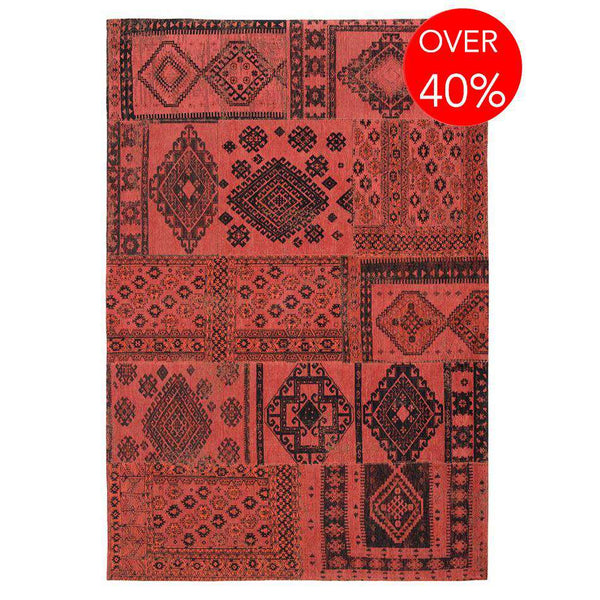Bobohemian Bobo Tribe 8905 Red Rugs