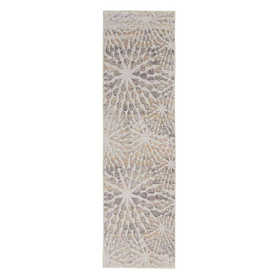 Silky Textures SLY07 Ivory Beige Runner