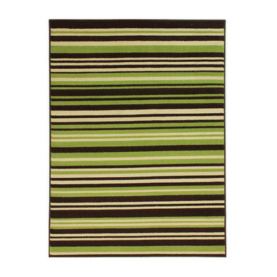 Element Prime Canterbury Green Brown Rug