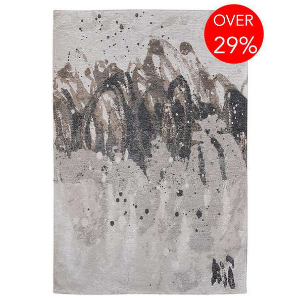 Atlantic Surf 8640 Grey Waves Rugs
