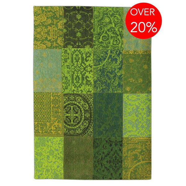 Vintage 8106 Spring Leaves Rugs