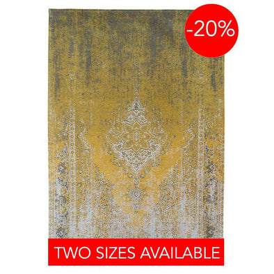 Fading World Generation 8638 Yuzu Cream Rugs