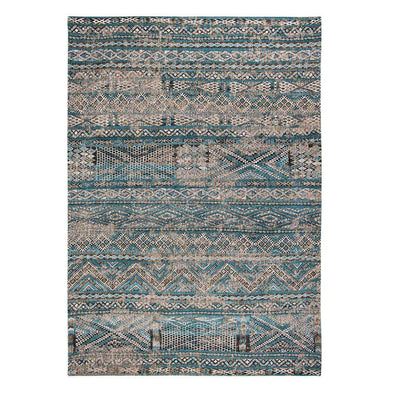 Antique Kilim 9110 Zemmuri Blue Rugs