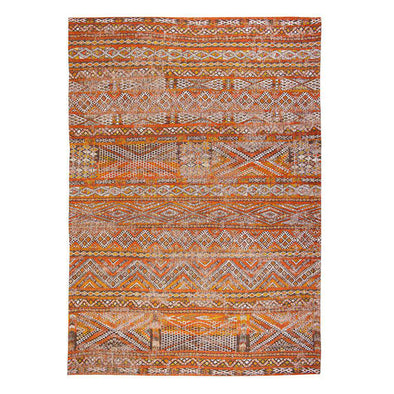 Antique Kilim 9111 Riad Orange Rugs