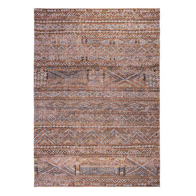 Antique Kilim 9112 Agdal Brown Rugs