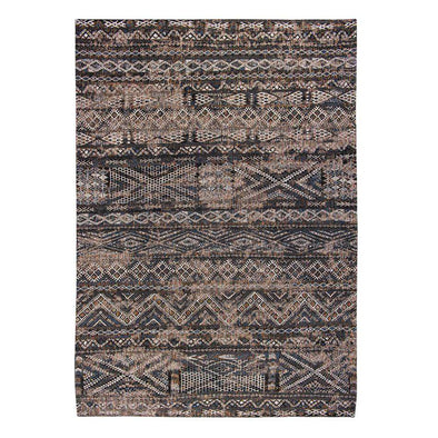 Antique Kilim 9113 Black Rabat Rugs