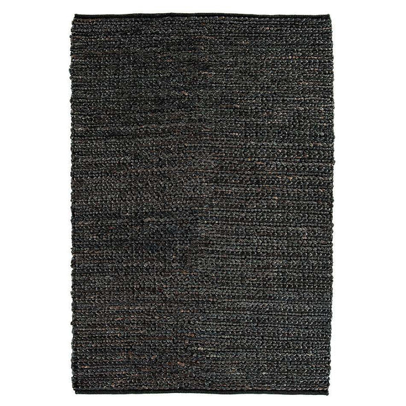 Abacus Charcoal rug by Asiatic Carpets