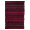 Washable Rug Air Savannah Red