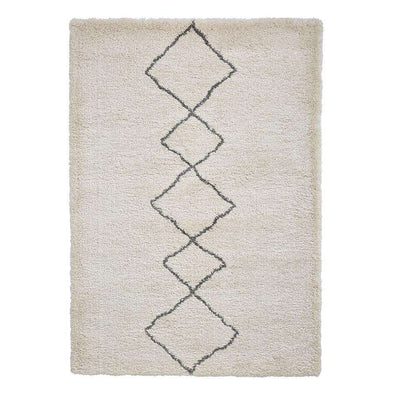 Atlas 01676 Cream/ Grey Rug