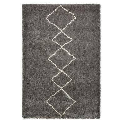 Atlas 01676 Grey/ Cream Rug