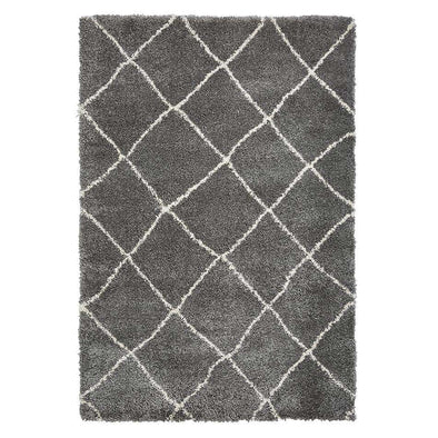Atlas 01678 Grey/ Cream Rug