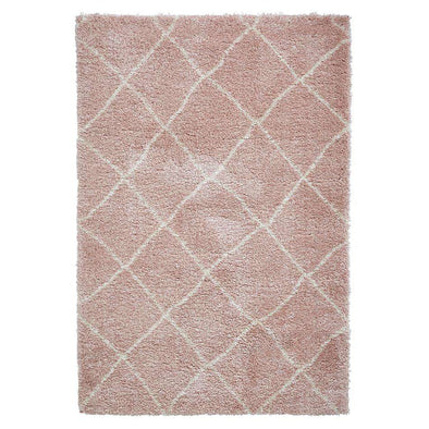 Atlas 01678 Pink/ Cream Rug