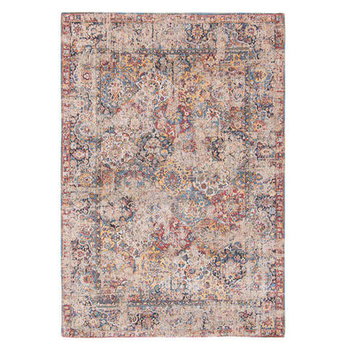 Antique Bakhtiari 8712 Janissary Multi Rugs