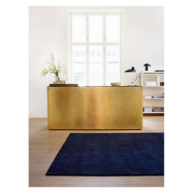 Earth Bamboo Blue Rugs
