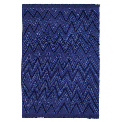 Washable Rug Earth Alaska Blue