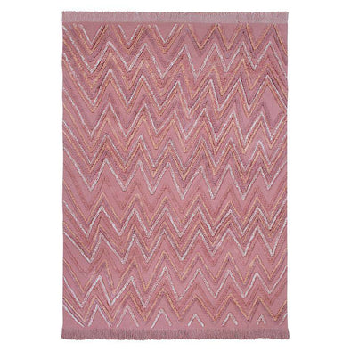 Washable Rug Earth Canyon Rose