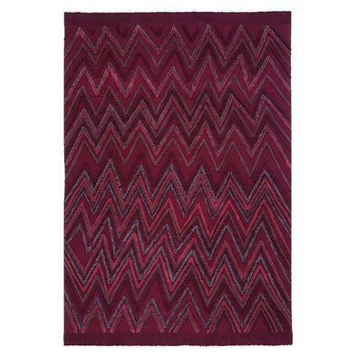 Washable Rug Earth Savannah Red