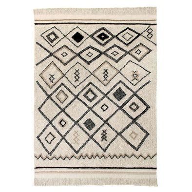 Washable Rug Bereber Ethnic