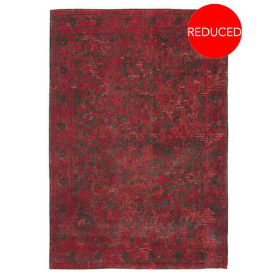 Fading World Agra 8940 Red Rugs