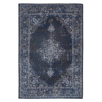 Khayma Fairfield Blue Rugs
