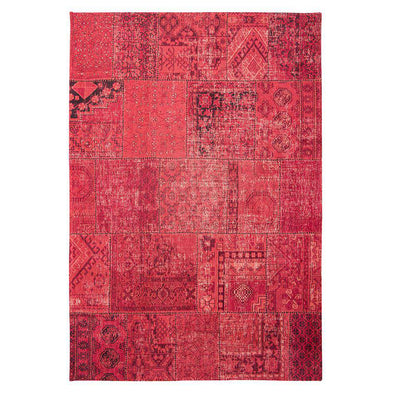 Khayma Farrago 8782 Mirage Red Rugs
