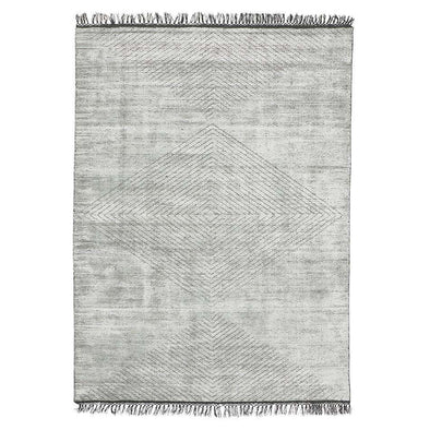 Finestra Dark Grey Rugs