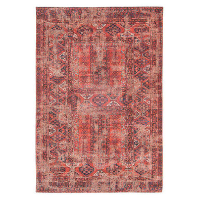 Antique Hadschlu 8719 7 8 2 Red Rugs