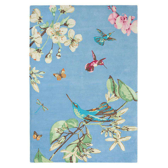 Hummingbird Blue 37808