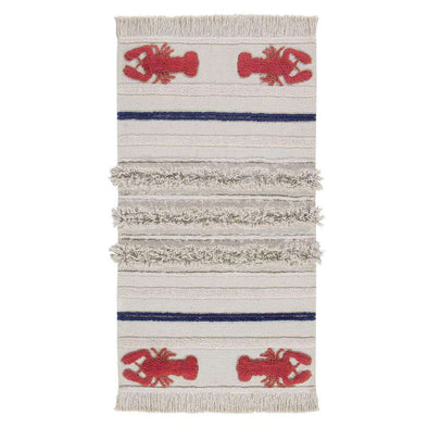 Washable Rug Mini Lobster