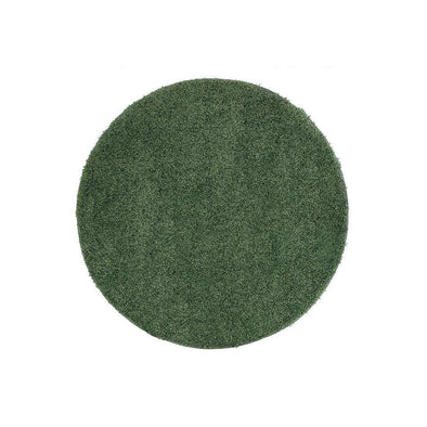 MY Rug Forest Green Circle