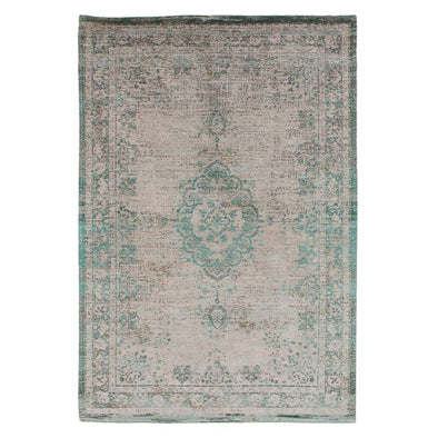 Fading World Medallion 8259 Jade Oyster Rugs