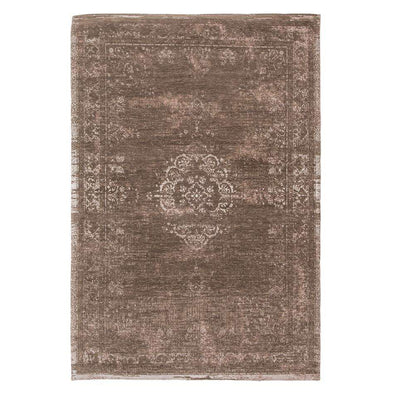 Fading World Medallion Brown Rugs