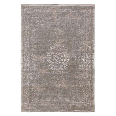 Fading World Medallion 8382 White Pepper Rugs