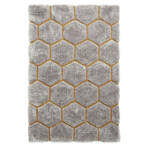 Noble House NH30782 Grey/Yellow