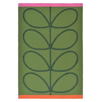 Giant Linear Stem 460607 Seagrass Outdoor Rug