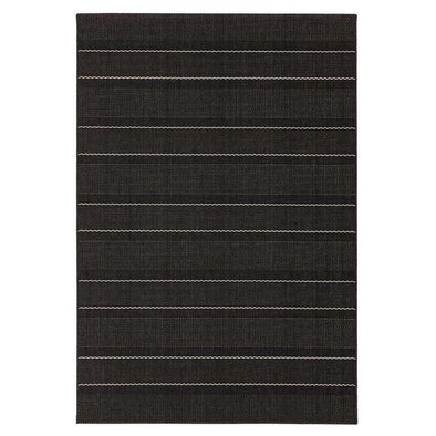 Patio PAT05 Charcoal Stripe