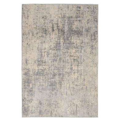 Rustic Textures RUS01 Ivory Silver