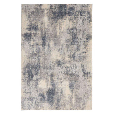 Rustic Textures RUS02 Blue/ Ivory