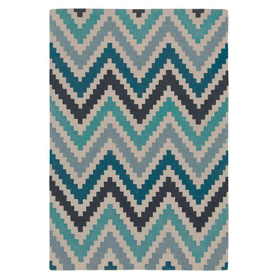 Romo Scala 2003 Teal Rugs