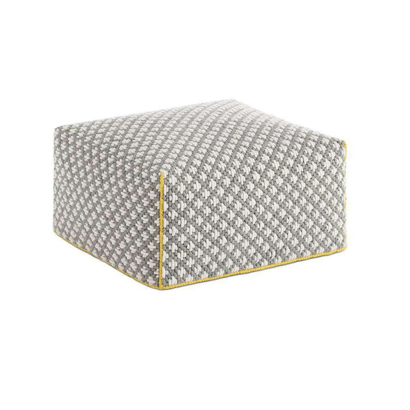 Silai Big Pouf Grey