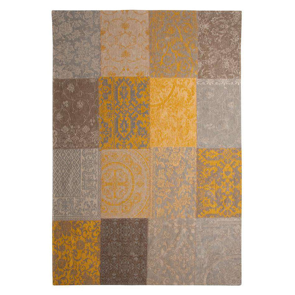 Vintage 8084 Yellow Rugs