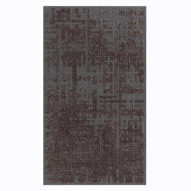 Canevas Abstract Mini Brown