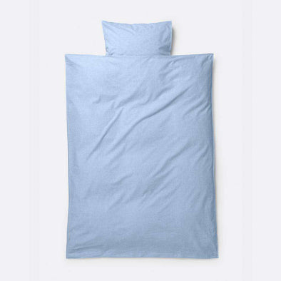 Hush Light Blue Bedding